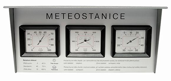 Mechanická meteostanice TFA 20.2019