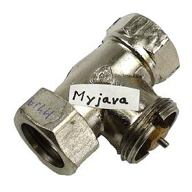 Ventil Myjava: redukce Myjava