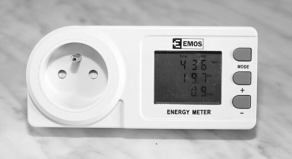 celkový čas provozu (h) / spotřeba el. energie (kWh) / náklady za spotřebovanou energii (Kč)