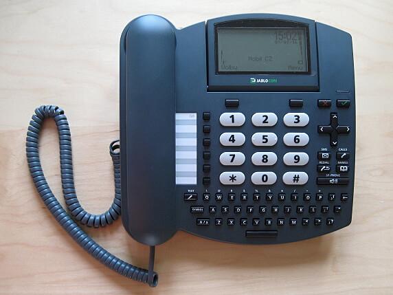 Stolní telefon JabloPhone GDP-04i