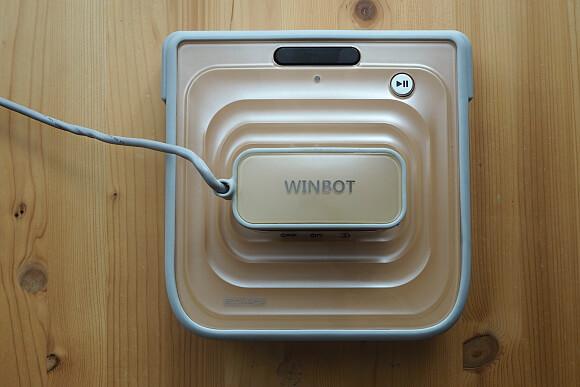 Robotický umývač oken Ecovacs Winbot W710