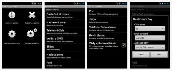 Aplikace pro mobilní telefony Android (zdroj: www.play.google.com)