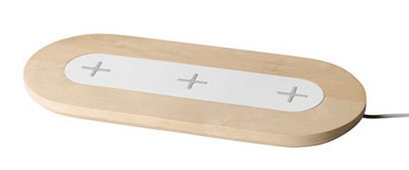 Bezdrátová nabíječka (zdroj: IKEA)
