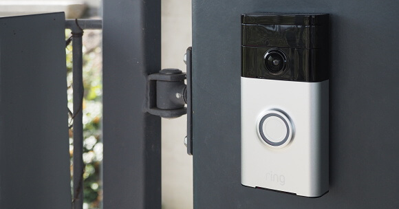 Ring Video Doorbell - Wi-Fi zvonek