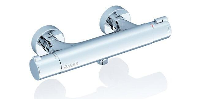 Sprchová termostatická baterie Ravak (Zdroj: Ravak)