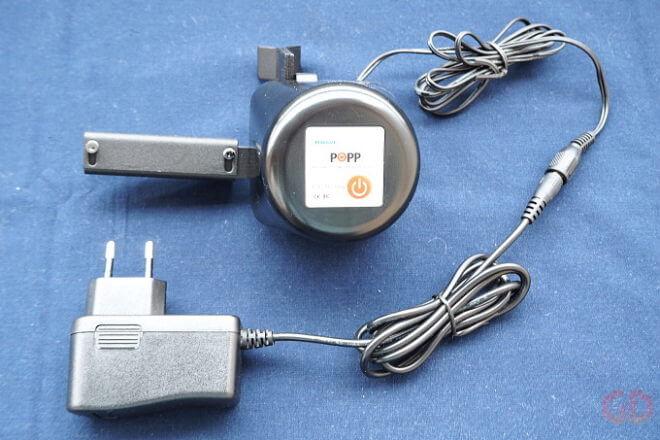Elektronický uzávěr vody / plynu POPP