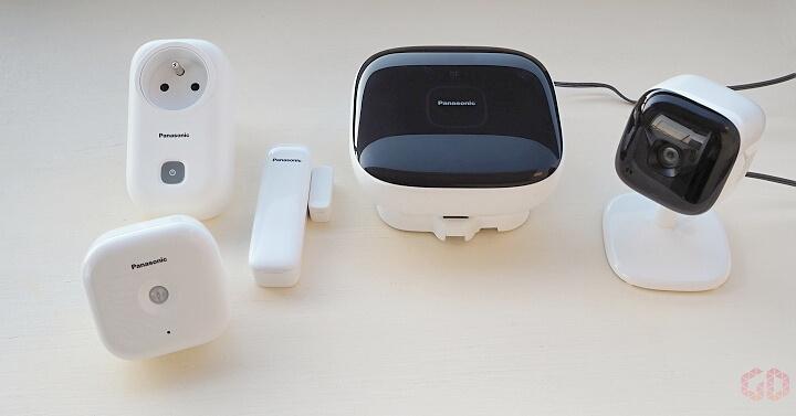 Zabezpečení domácnosti Panasonic